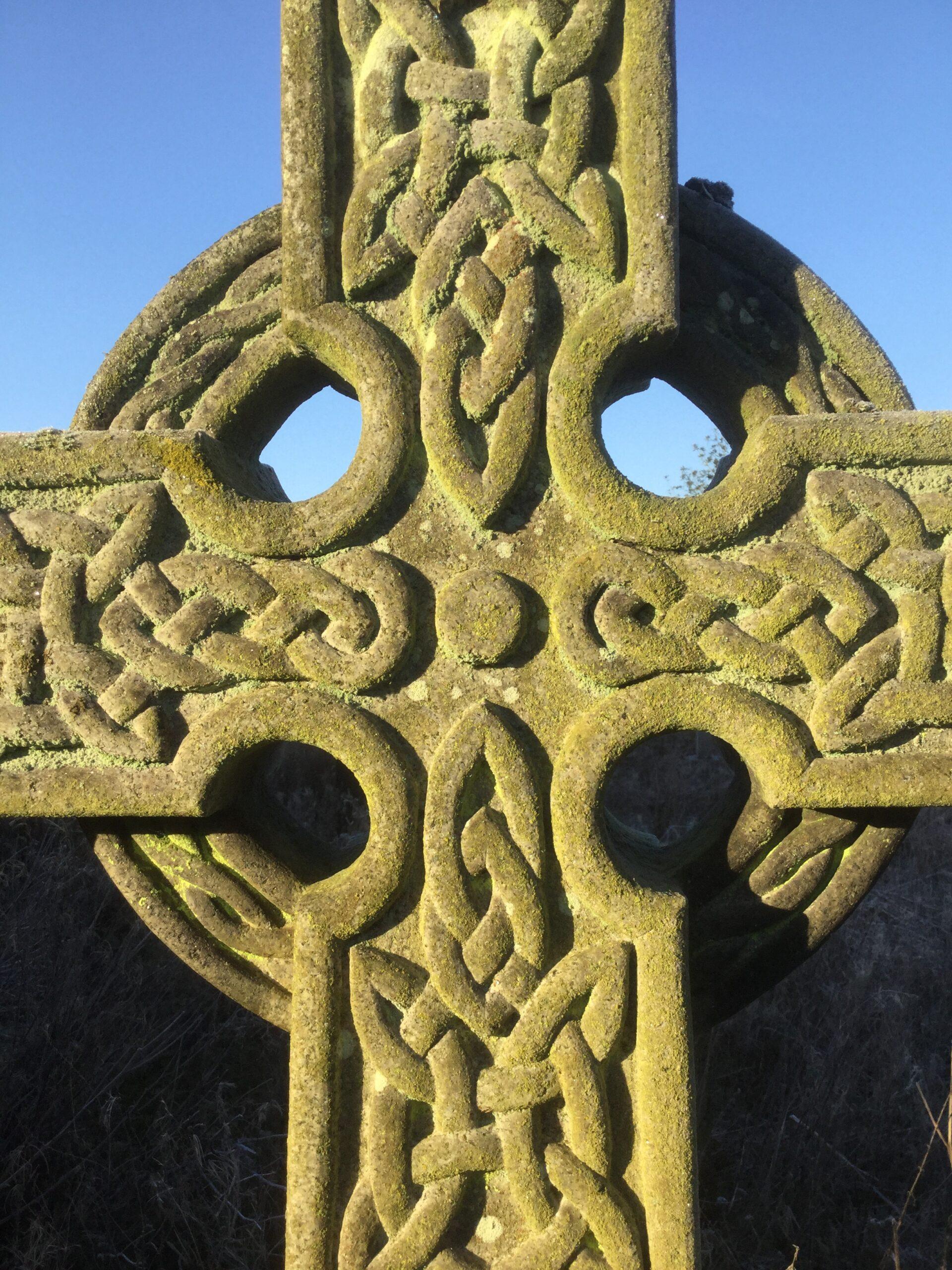 Celtic Cross St. James church